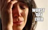 Worst day ever!! Parenting ideas…