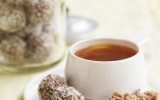 Celebrate mum with these !! Lemon, Date and Coconut Bliss Balls!