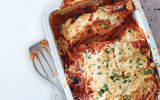 Insanely good (and rather healthy) enchiladas!