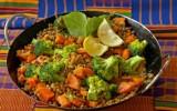 Simple vegetarian recipes from eatforhealth.gov.au (photo and article courtesy of eatforhealth.gov.au)